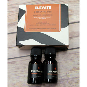 WAY OF WILL Elevate Essential Oil Set NEW IN BOX
